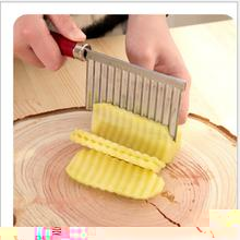 Load image into Gallery viewer, Hot sale Potato Wavy Edged Tool Stainless Steel - Saikin-rettou