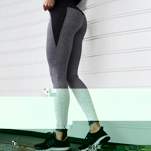 Women Seamless High Waist Leggings - Saikin-rettou