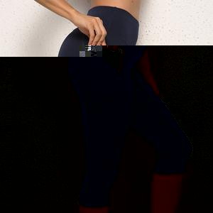 3/4 women leggings With Pocket - Saikin-rettou