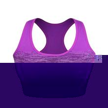 Load image into Gallery viewer, Breathable Sports Bra - Saikin-rettou