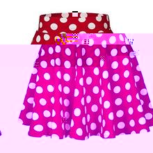 Load image into Gallery viewer, Polka Dot Athletic Skirt - Saikin-rettou